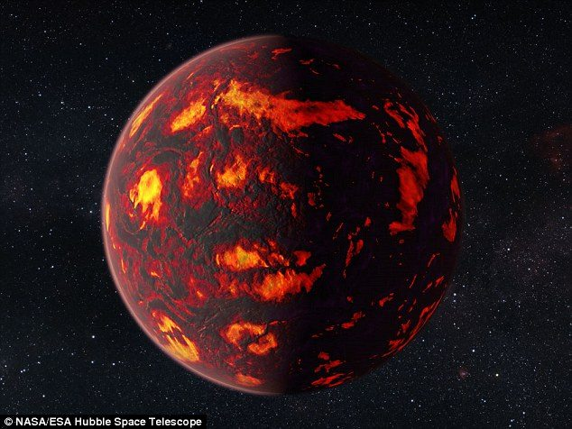 Life in the Universe: Planets of Graphite and Diamond May Have Been the 1st to Be Habitable