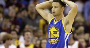 Golden State Warriors Stephen Curry Will Not Play in Rio Olympics