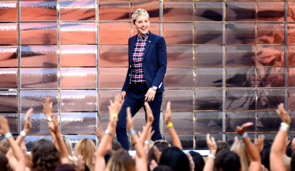 Ellen DeGeneres Sued by Woman After Using Her Name for Breast Joke
