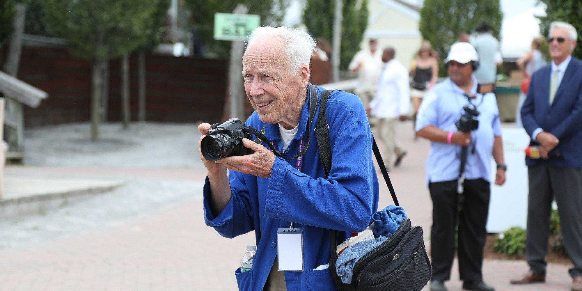 The New York Times' Fashion Photographer Bill Cunningham's Death at Age 87