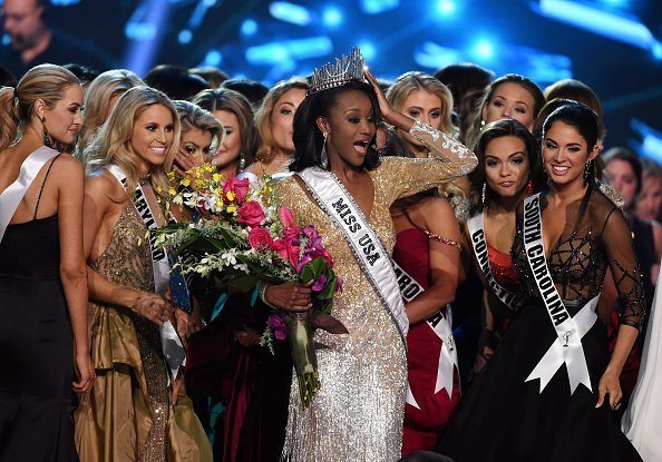 Miss District of Columbia, Deshauna Barber, Wins Miss USA 2016