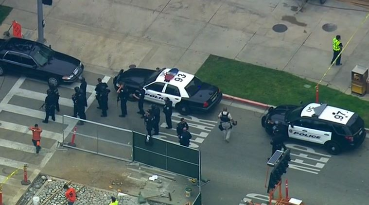 VIDEO 2 People Killed in Shooting at UCLA, Campus on Lockdown