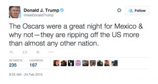 Highlights from Donald Trump's Mean-Spirited Arizona Speech