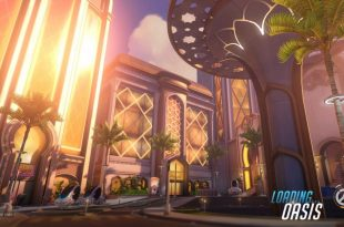 Overwatch's New Oasis Map is Now Out