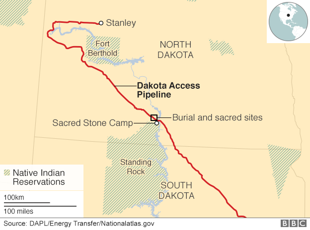 Controversial Dakota Access Pipeline to be Completed, Army Gives Approval