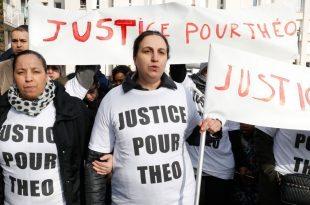 Paris Police Claim an 'Accidental' Rape Against Black Man