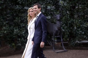 Ivanka Trump and Jared Kushner Still Benefiting From Business Empire, Filings Show