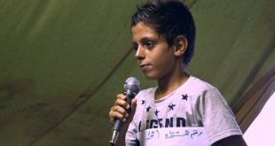 Syrian Refugees Create Their Own Talent Show