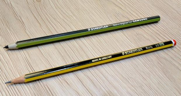 S Pen becomes S Pencil - Samsung and Staedtler's Noris Digital