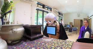 A Robot Will Be the Priest at Your Funeral