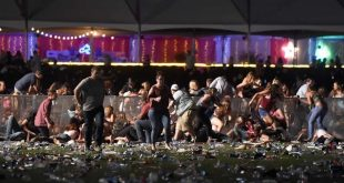 Las Vegas shooting death toll rises to 58, no apparent connection to international terror