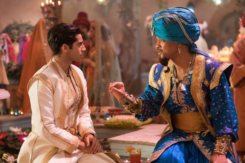 Disney's Live-Action 'Aladdin' Looking at $100M+ In Memorial Day Riches