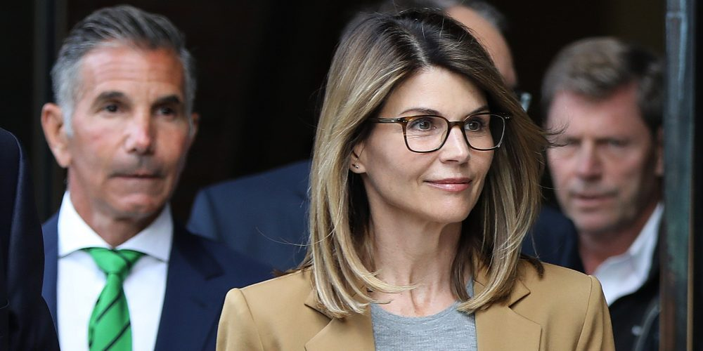 Why Lori Loughlin Doesn't Think She'll Be Found Guilty in College Scam