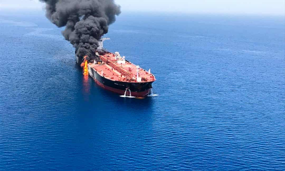 Oil Tanker Attacks Will Inflame Conflict Between the US, its Allies and Iran