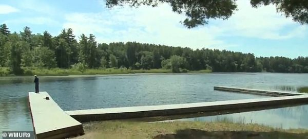 New Hampshire Woman 'Pushed Her 11-Year-Old Golden Retriever Into a Lake and Watched Him Drown'