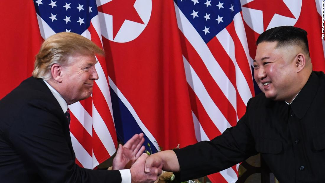 Trump Proposes Meeting With Kim Jong Un, Shaking His Hand in DMZ
