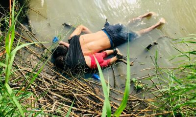 Shocking Image of Migrant Father and Child Drowned at the US-Mexico Border