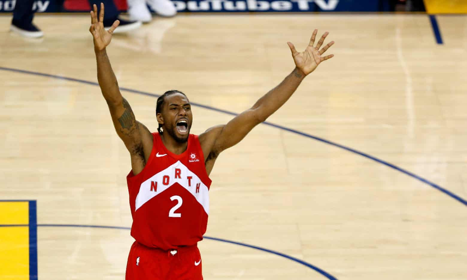 Toronto Raptors Win First NBA Title by Defeating The Warriors in Game Six
