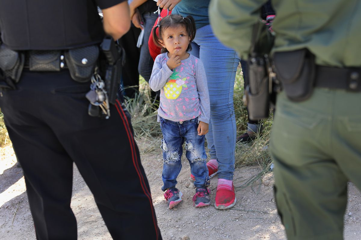 Trump Makes Political Ploy of Cruelty to Separated Immigrant Kids
