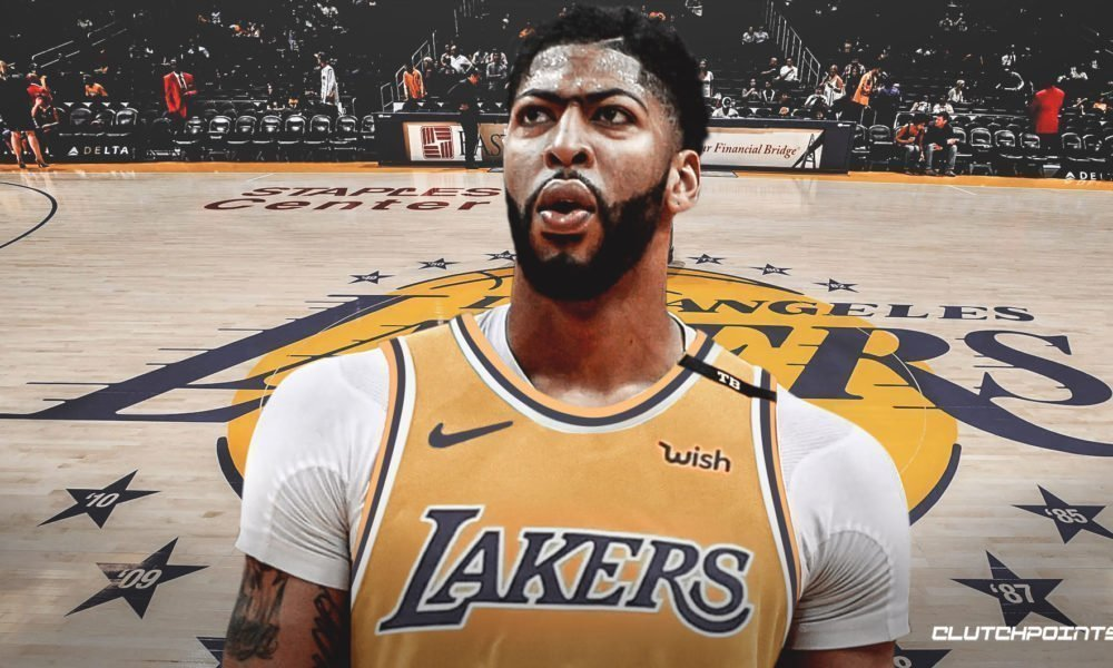 Pelicans Agree To Trade Anthony Davis To Los Angeles Lakers