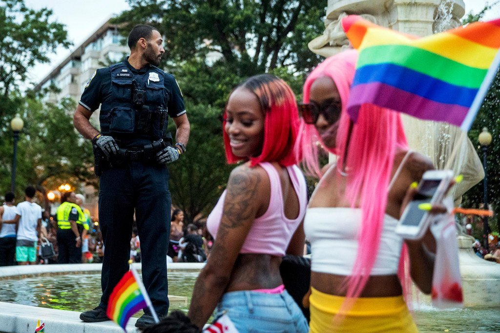 Man Arrested for Waving Gun at DC Pride Parade, Sparking Stampede