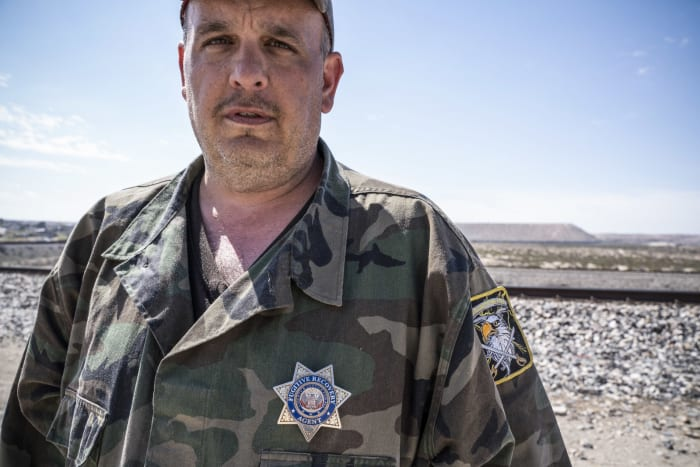Militiaman Arrested After Claiming To Be A Border Patrol Agent