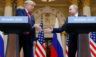 Trump says What Happens in Putin Meeting is 'None of Your Business'