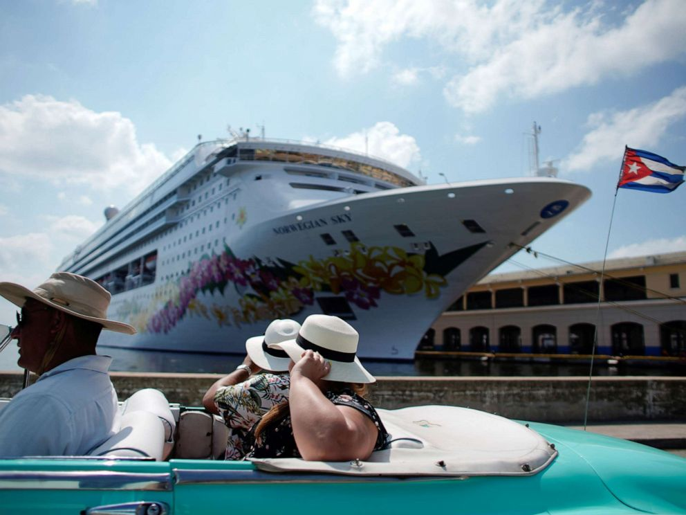 Trump Admin Imposes New Travel Restrictions on Cuba, Banning Cruise Ships
