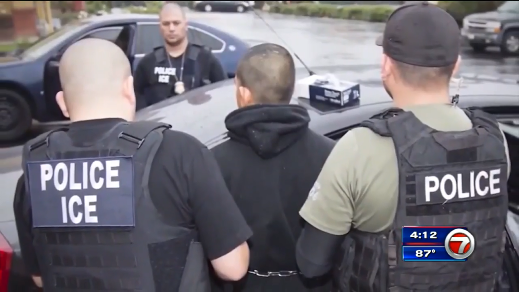 ICE Crackdown on Immigrants Already Underway in NYC