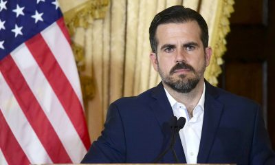 Ricardo Rossello Will Stay as Puerto Rico Governor But Won't Seek Re-Election