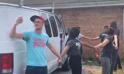 ICE Came For Their Neighbor, So These Tennesseans Formed a Human Chain to Protect him