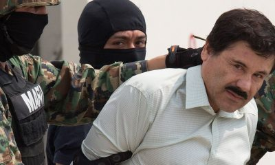 Drug Kingpin El Chapo Sentenced to Life in Prison, Must Forfeit $12.6 Billion