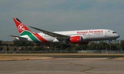 Body Falls Off Kenya Airways Plane into London Garden Before Landing at Heathrow