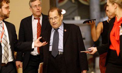 'Very Substantial Evidence' Trump is 'Guilty of High Crimes and Misdemeanors,' Jerry Nadler says