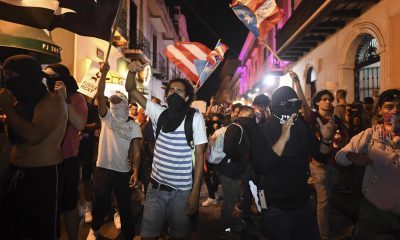 Puerto Rico Governor Ricardo Rossello Vows to Remain in Office Despite Escalating Protests
