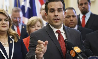 VIDEO Puerto Rico Gov. Ricardo Rossello Resigns In Wake Of Text Message Scandal
