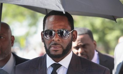 R. Kelly Arrested on Child Pornography, Federal Sex-Trafficking Charges in Chicago