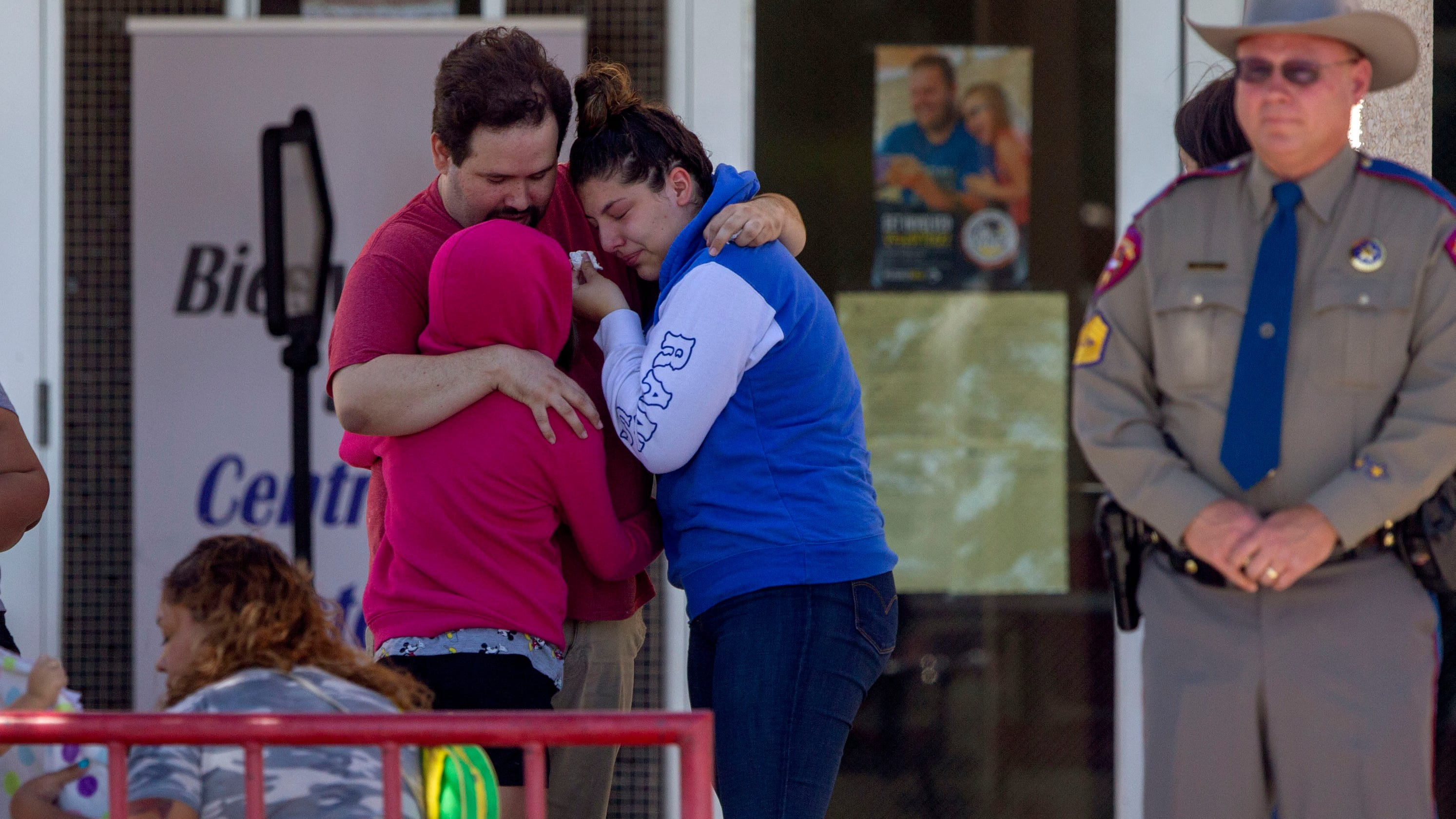 Trump Said 'Perhaps' More Needs to be Done on Gun Control Following Two Mass Shootings