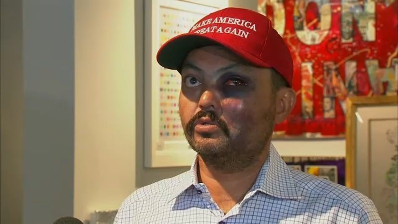 Teenagers Beat Up NYC Man For Wearing A MAGA Hat