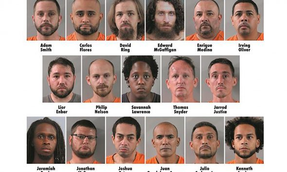 Three Disney World Employees Among 17 Arrested in Florida Child Sex Sting